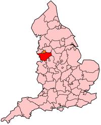 England Cheshire