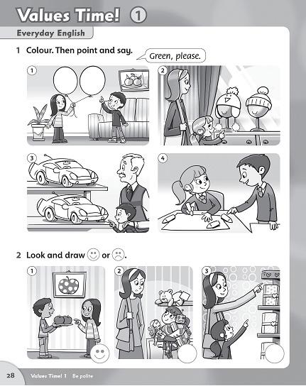 Гдз по английскому family and friends 4 workbook internet
