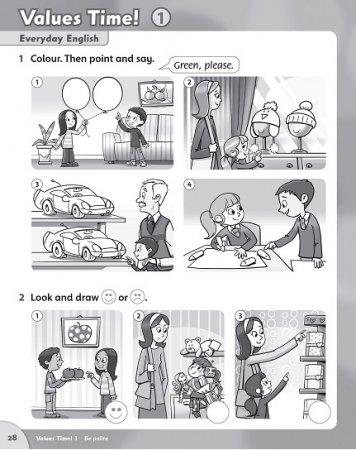 Family and Friends. Starter. Workbook / Семья и Друзья. Рабочая тетрадь. Naomi Simmons
