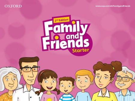 Family and Friends. Starter. Downloadables / Семья и Друзья. Раздаточный материал