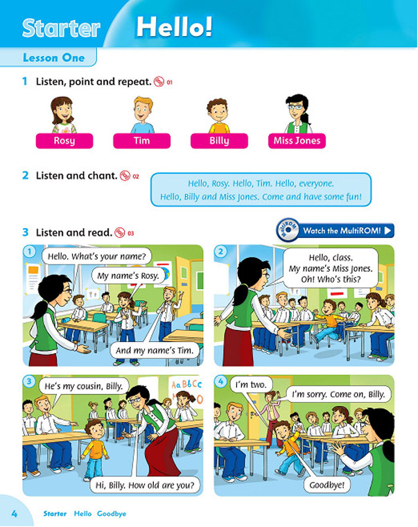 Family and Friends 1. Class Book / Семья и Друзья 1 ...
