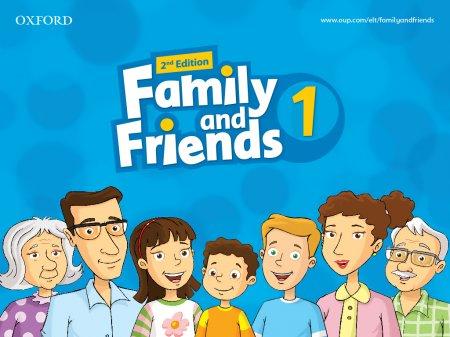 Family and Friends 1. Downloadables / Семья и Друзья 1. Раздаточный материал