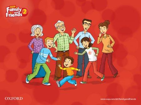 Family and Friends 2. Downloadables / Семья и Друзья 2. Раздаточный материал