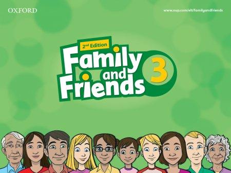 Family and Friends 3. Downloadables / Семья и Друзья 3. Раздаточный материал