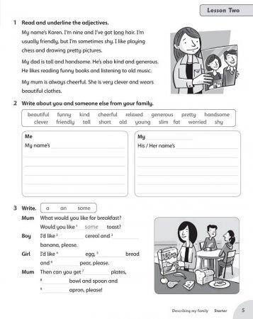 Family and Friends 4. Workbook / Семья и Друзья 4. Рабочая тетрадь. Naomi Simmons
