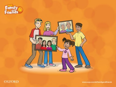 Family and Friends 4. Downloadables / Семья и Друзья 4. Раздаточный материал