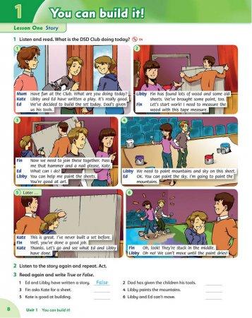 Family and Friends 5. Class Book / Семья и Друзья 5. Учебник. Tamzin Thomson