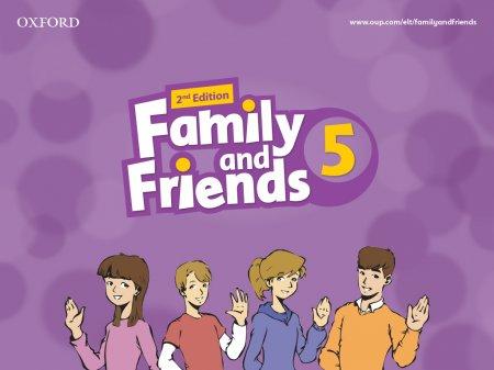 Family and Friends 5. Downloadables / Семья и Друзья 5. Раздаточный материал