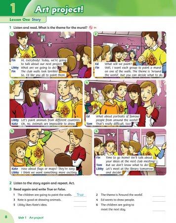 Family and Friends 6. Class Book / Семья и Друзья 6. Учебник. Jenny Quintana