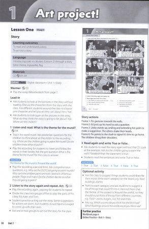 Family and Friends 6. Teacher's Book / Семья и Друзья 6. Книга для учителя. Julie Penn