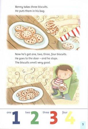 Family and Friends 1: Benny and the Biscuits. Reader / Семья и друзья 1. Бенни и печенье. Книга для чтения. Kathryn Harper