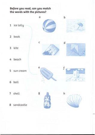 Family and Friends 1: The Sandcastle Competition. Reader / Семья и друзья 1. Конкурс замков из песка. Книга для чтения. Julie Penn